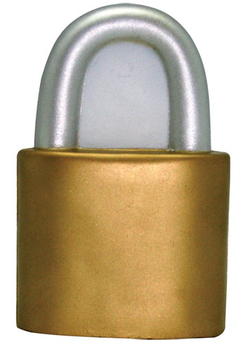 Lock Shaped Stress Balls | AL26545