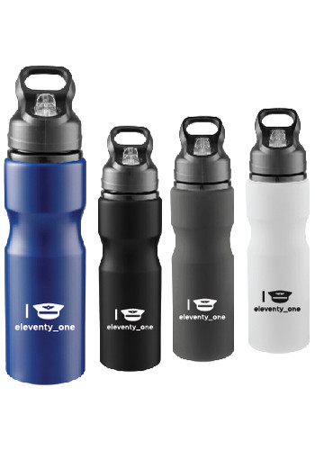 Custom Loki 28 Oz Aluminum Sports Bottles