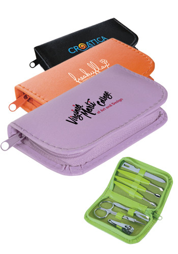 Personalized 7 pc. Manicure Sets