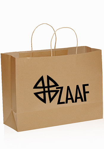 cheap paper bags with handles Shop from the world's largest selection and best deals for bulk paper bags  25-200 bulk brown kraft craft paper gift carry bags with handles various size.