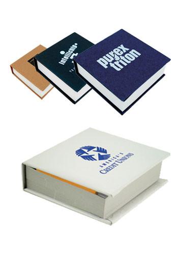 Matte Finish Memo Cube Books | CRMEMOCUBE