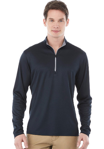 Men's Vega Tech Quarter Zip | LETM18304