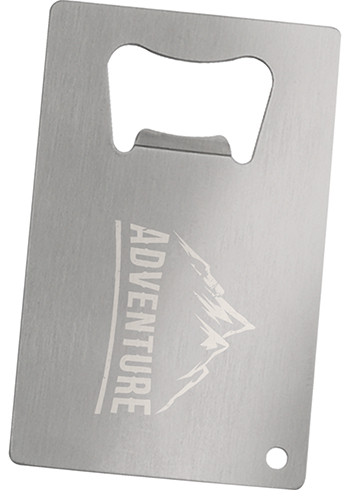 Metal Credit Card Size Bottle Openers | SUABOM23