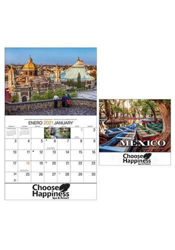 Mexico Wall Calendars   HLP853