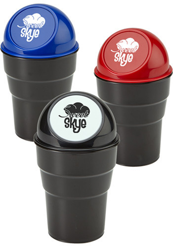 Custom Mini Auto Trash Cans
