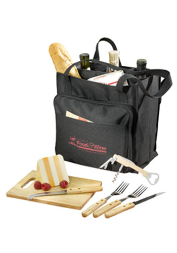 Modesto Picnic Carrier Set | LE145007