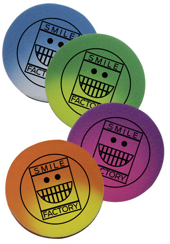 Personalized Mood Die Cut Circle Erasers