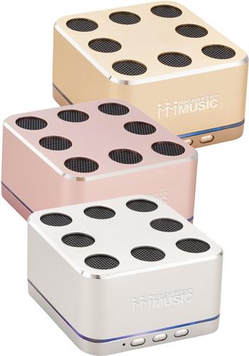 Morley Aluminum Bluetooth Speakers | LE719801