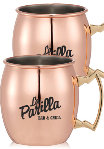 Moscow Mule Mug 4-in-1 Gift Sets | LE162522