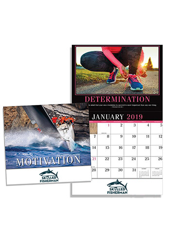 Motivation Wall Calendars | HLP863