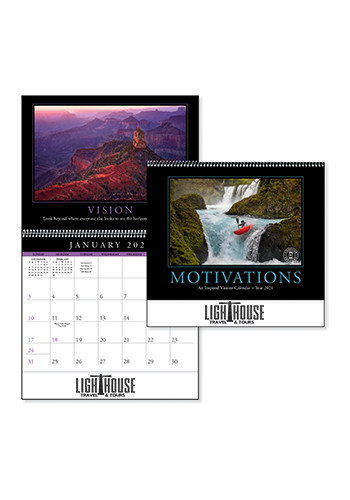 Motivations Triumph Calendars | X11287