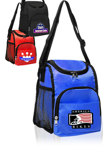 Custom Multipurpose Zippered Lunch Bags