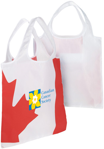 National Foldable Flag Totes | SM7175