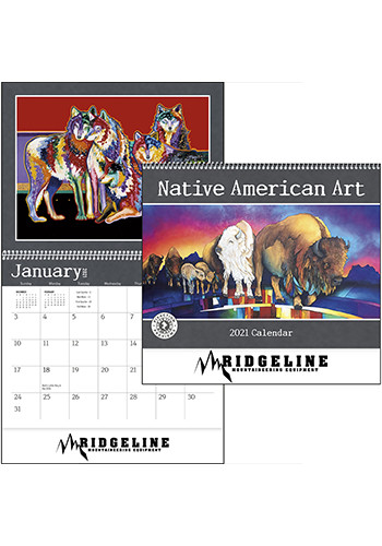 Native American Art Triumph Calendars | X11259