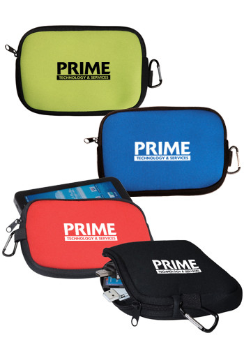 Promotional Neoprene Sleeves for iPad Mini or Kindle Fire