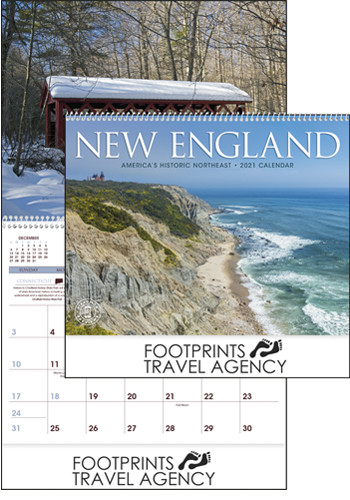 New England Triumph Calendars | X11321