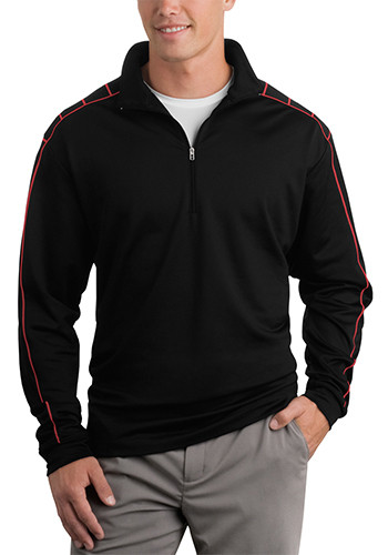 Nike Dri FIT Half Zip Cover Up Jackets | SA354060