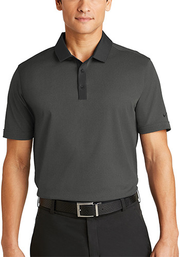 Nike Dri FIT Heather Pique Modern Fit Polos | SA779798