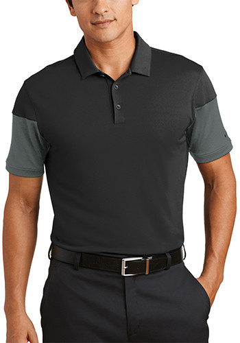 Nike Dri FIT Sleeve Colorblock Modern Fit Polos | SA779802