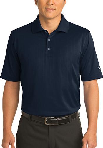 Nike Dri FIT Textured Polos | SA244620