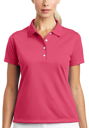 Nike Ladies Tech Basic Dri FIT Polos | SA203697