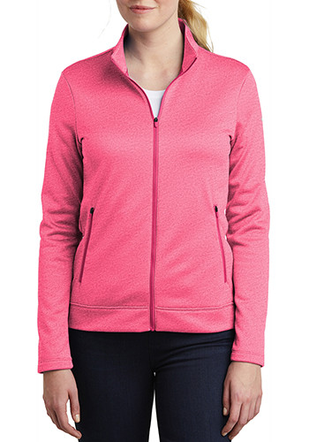 Nike Ladies Therma FIT Full Zip Fleece Jackets | SANKAH6260