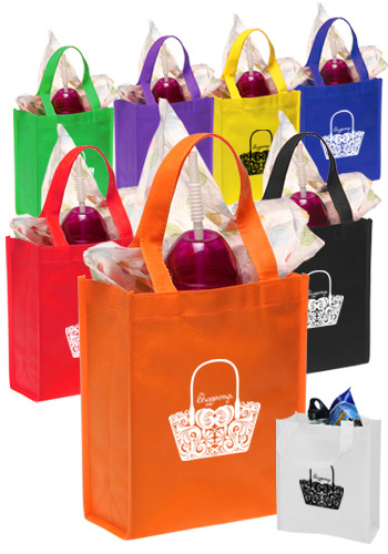 Personalized gift bags wholesale discountmugs small gift bags negle Image collections