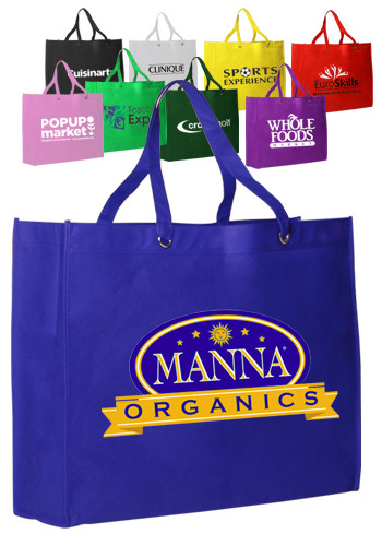 Personalized Non-Woven Tote Bags