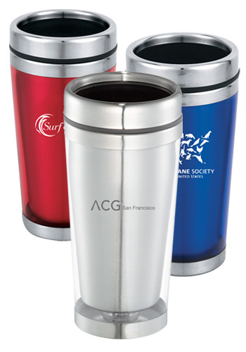 16 oz. North Beach Travel Tumblers | SM6724