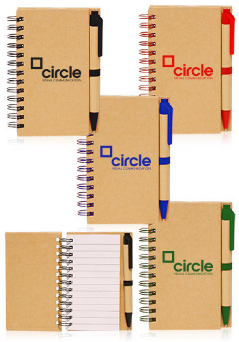 Mini Spiral Notebooks | NOT46