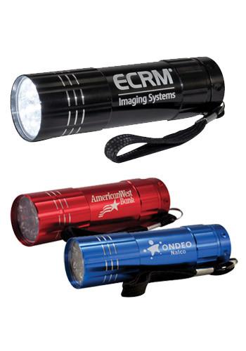 Novenary LED Flashlights   CRNOVLEDFL