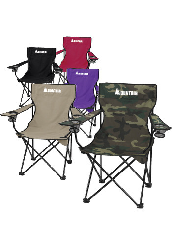 Promotional Nylon Folding Chairs With Carrying Bags  sc 1 st  DiscountMugs & Personalized Camping Chairs | DiscountMugs