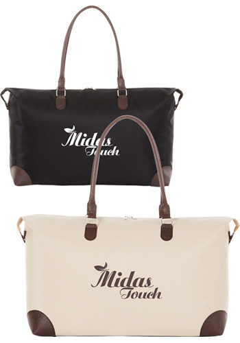Promotional Nylon Weekender Totes