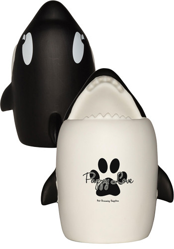 Personalized Orca Pen Holders