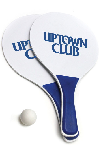Personalized Paddle Ball Games