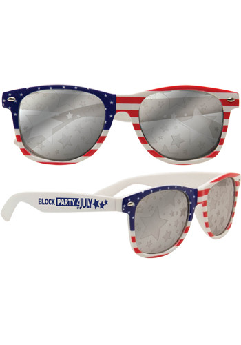 Patriotic American Sunglasses | IL8881