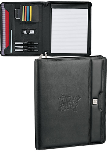 Performance Series Zippered Padfolios | LE986010