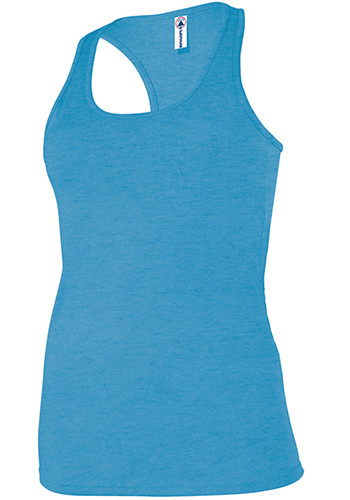 Delta Apparel Junior Racerback Tank Tops | 1333