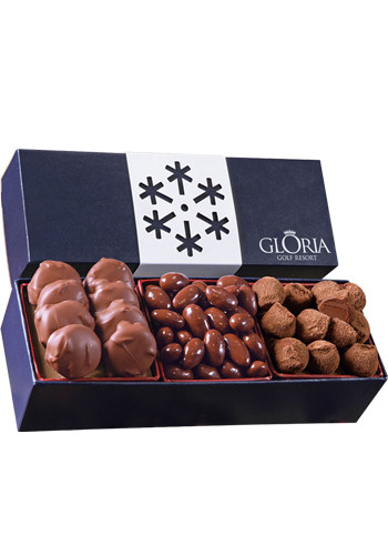 Wholesale Chocolate Navy Gift of Distinction