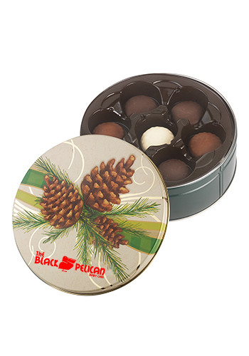 Wholesale Collector Tins with Gmet Cookies
