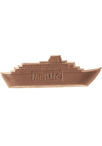 Cruise Ship Shaped Chocolates | CICRUISESHIP