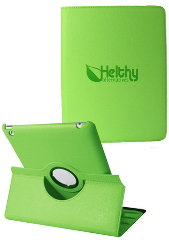 Green iPad 360 Faux Cases | NOI60I360GN