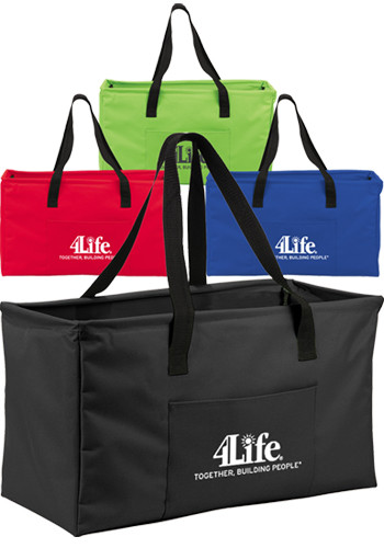 Wholesale Large PolyCanvas Utility Tote Bags