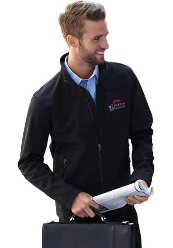 Men's Vernon Softshell Jackets | LETM19350