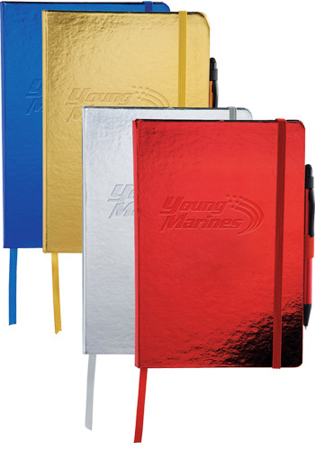 Metallic Flex Bound Journal Books Bundles | LE720099