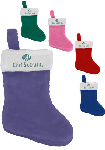 Plush Christmas Stockings | IL66775