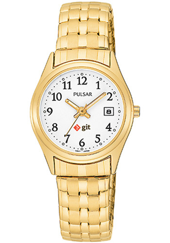 Pulsar Ladies Expansion Water Resistant Watches | CGIPXT586