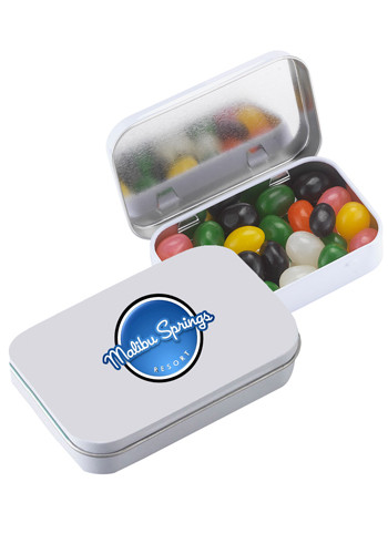 Rectangular Tins with Jelly Beans | CI305JEL
