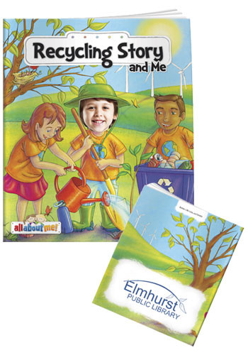 Recycling Story and Me Childrens Booklets | X11129