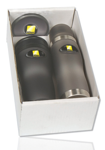 16 oz. Soft Touch Thermos, Coaster, and Tumbler Sets | X10259